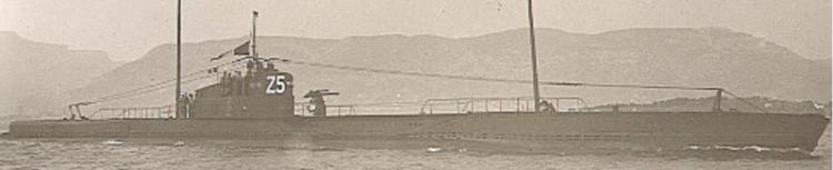 Подводная лодка «Ondine»