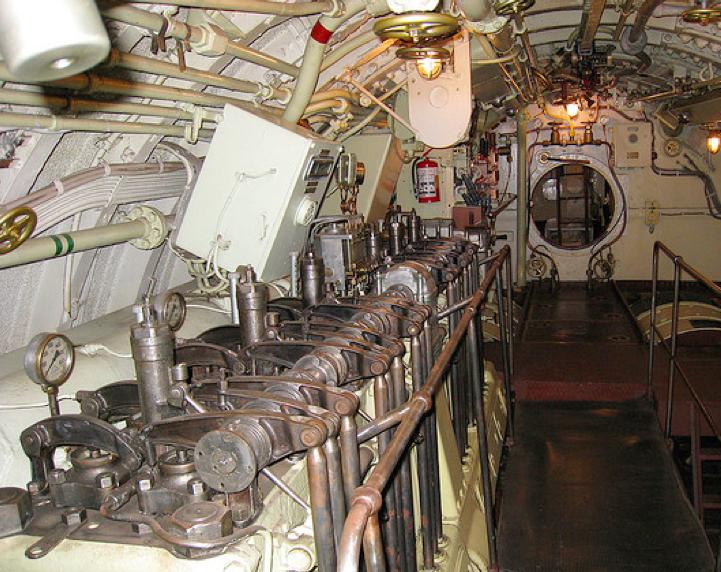 Подводная лодка «Lembit»