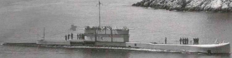 Подводная лодка «Hrabri»