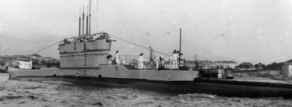 Подводная лодка «Nebojsa»