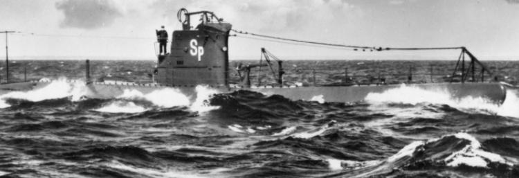 Подводная лодка «Springaren»