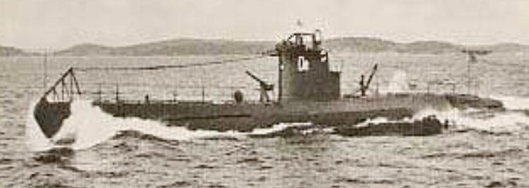 Подводная лодка «Delfinen»