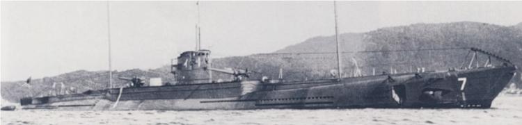 Подводная лодка «I-1»