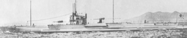 Подводная лодка «I-5»