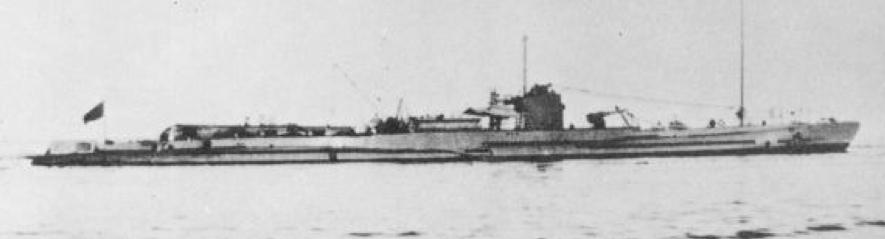Подводная лодка «I-6»