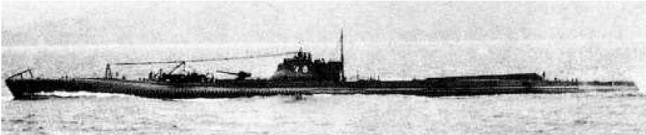 Подводная лодка «I-8»
