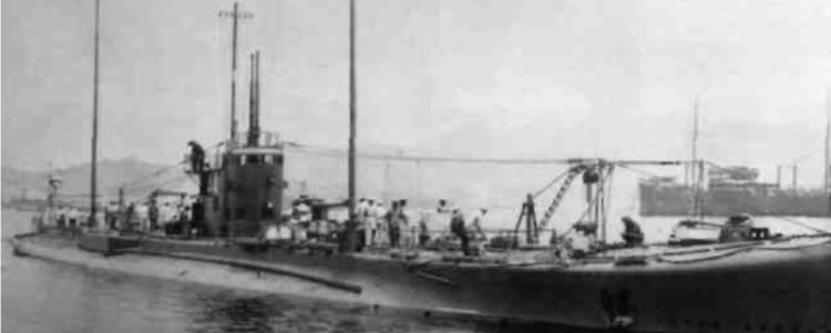 Подводная лодка «44-go» (I-51)