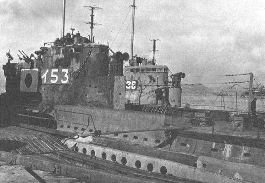 Подводная лодка «I-53»
