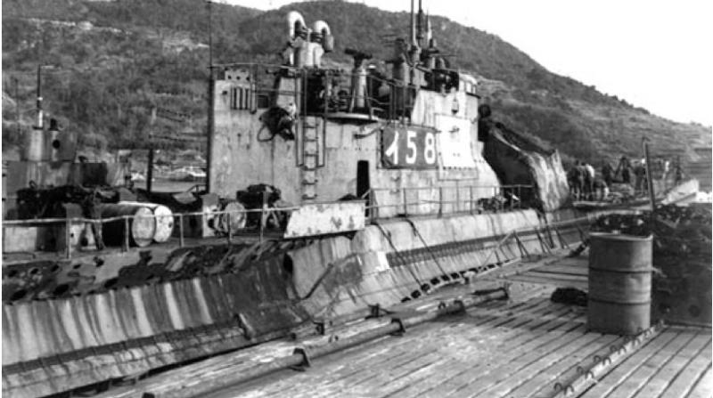 Подводная лодка «I-58»