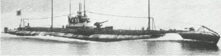 Подводная лодка «I-55»