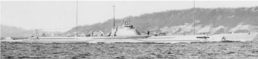 Подводная лодка «I-64»