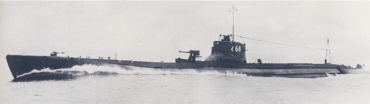 Подводная лодка «I-68»