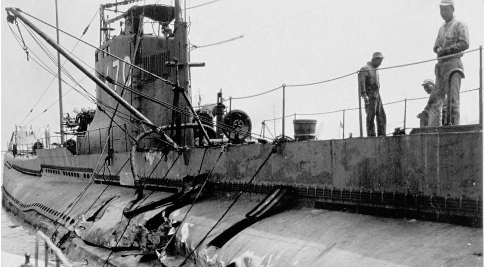 Подводная лодка «I-70»