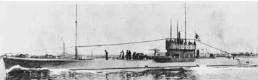 Подводная лодка «I-47»
