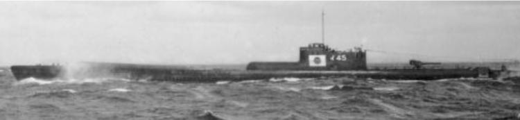 Подводная лодка «I-41»