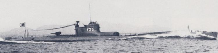 Подводная лодка «I-26»