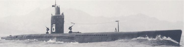 Подводная лодка «I-202»