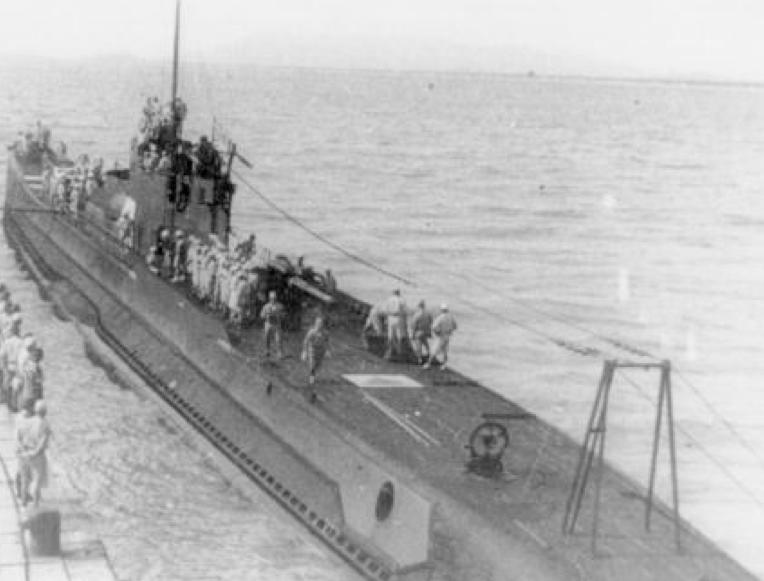 Подводная лодка «I-10»