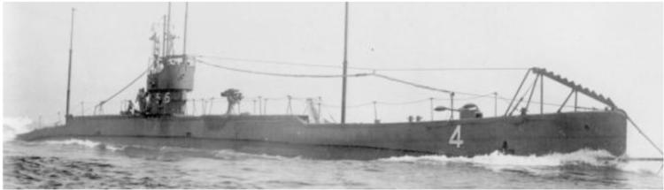 Подводная лодка «RO-56»
