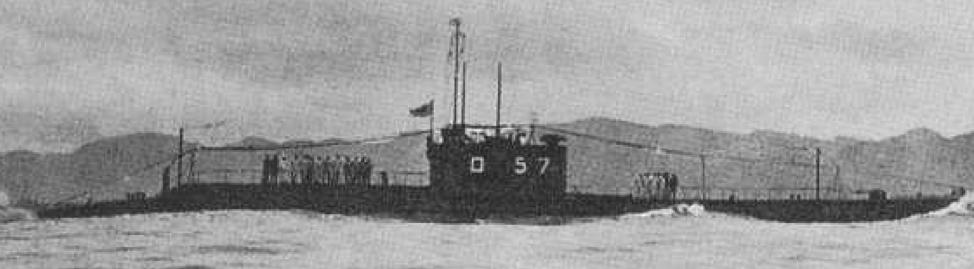 Подводная лодка «RO-57»