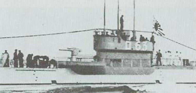 Подводная лодка «RO-63»