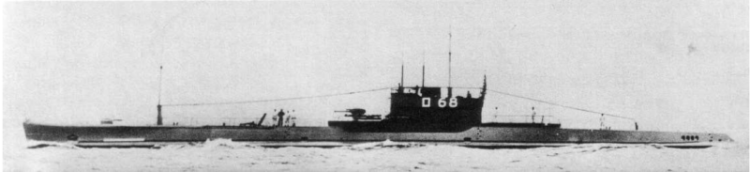 Подводная лодка «RO-68»