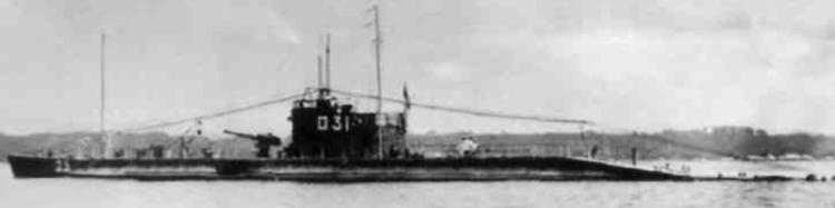 Подводная лодка «RO-31»