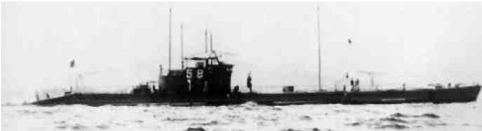 Подводная лодка «RO-27»