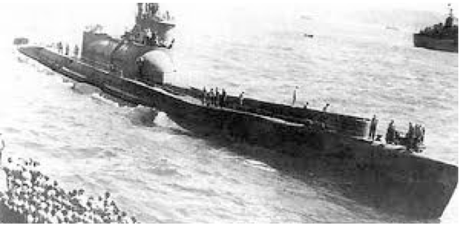 Подводная лодка «I-13»