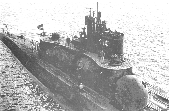 Подводная лодка «I-14»