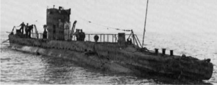 Подводная лодка «YU-1»