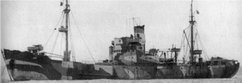Прорыватель заграждений «Spbr-1» (Saar)