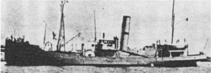 Тральщик «Т-891» (Патрон)