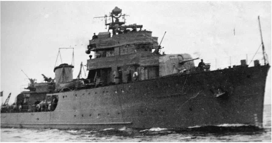 Тральщик «Т-250» (Владимир Полухин)