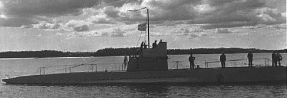 Подводная лодка «Saukko»