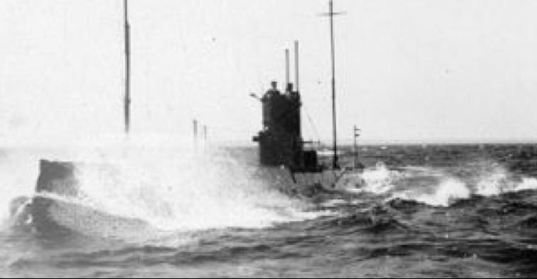 Подводная лодка «Thétis»