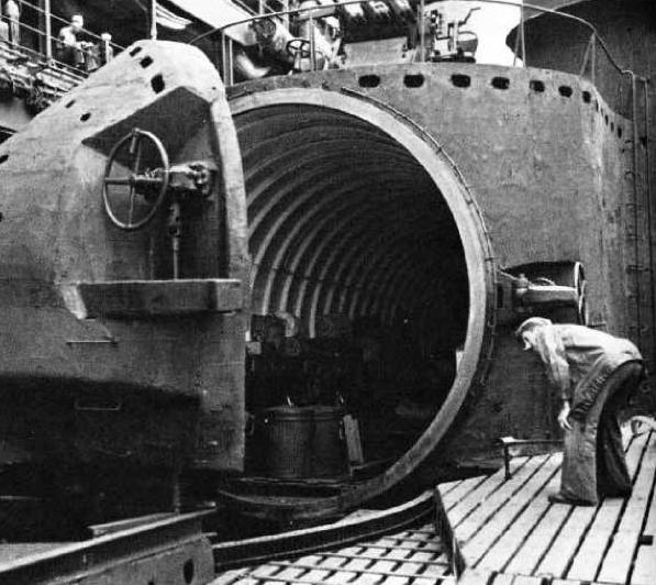 Подводная лодка «I-400»
