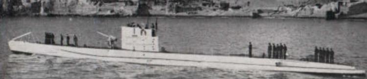 Подводная лодка «Birinci İnönü»