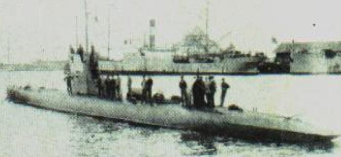 Подводная лодка «Valrossen»