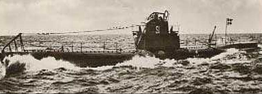 Подводная лодка «Sjolejonet»