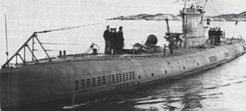 Подводная лодка «Ulven»