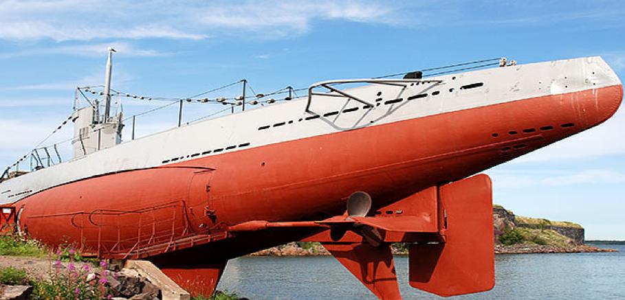 Подводная лодка «Vesikko»