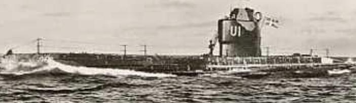 Подводная лодка «U-2»