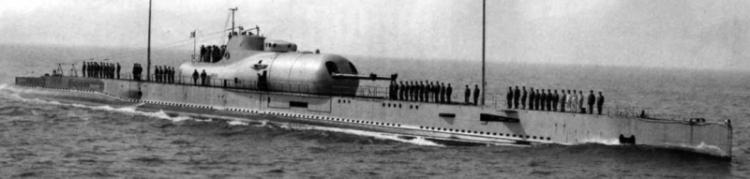 Подводная лодка «Surcouf»