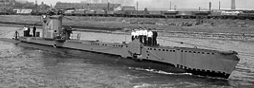 Подводная лодка «Doris»