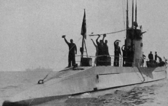 Подводная лодка «Blajunbol»