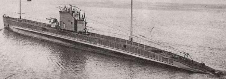 Подводная лодка «Requin»