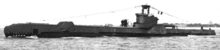 Подводная лодка «La Sybille»