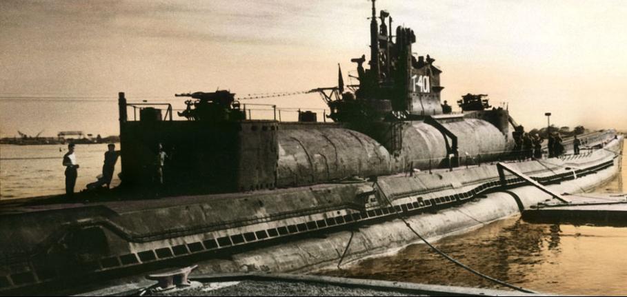 Подводная лодка «I-401»