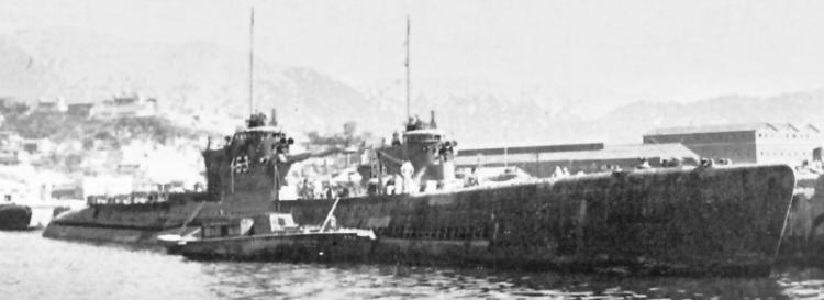 Подводная лодка «I-53» типа С-3